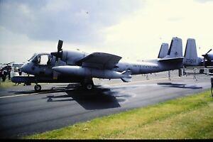 4-345-Grumman-Mohawk-United-States-Army-25902-Kodachrome-SLIDE