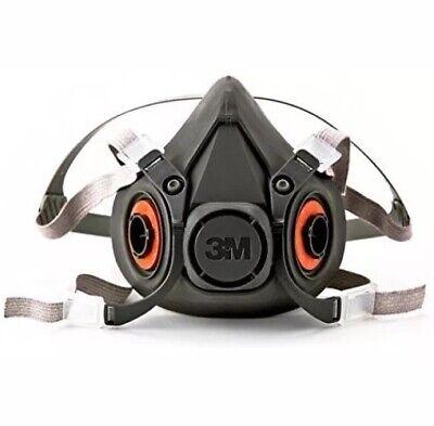 Face Respirator Particle Half 51131070264 Facepiece Large Reusable Gas Ebay Mask 3m Painting