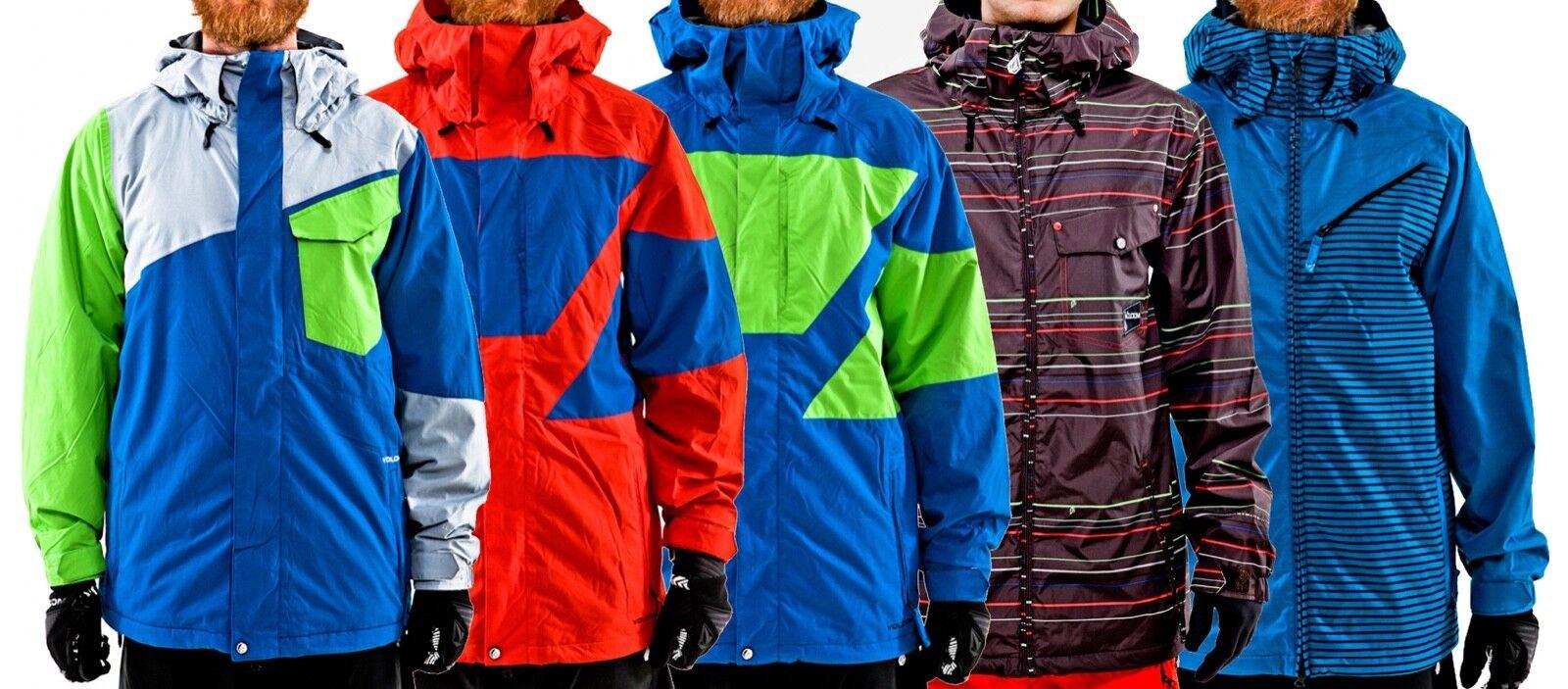 Volcom Snowboard Jacket Snowboardjacke Winter Ski Jacke Skijacken