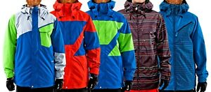 Volcom-Snowboard-Jacket-Snowboardjacke-Winter-Ski-Jacke-Skijacken