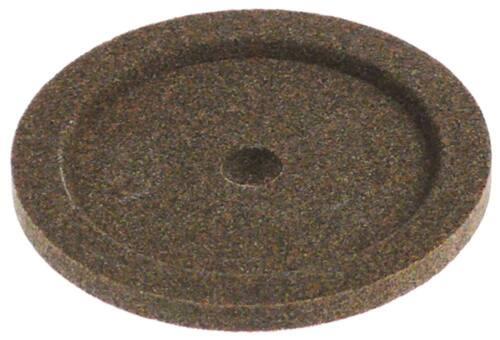 Schleifstein ø 48mm Bohrung 6mm Körnung fein Stärke 7mm