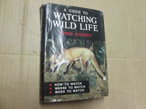 Acceptable-A-Guide-to-Watching-Wildlife-Stephen-David-1968-01-01-Cracked-hi