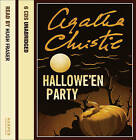 Hallowe'en Party: Complete & Unabridged by Agatha Christie (CD-Audio, 2003)