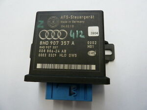 Audi a4 8k a5 8f 8t unidad de control AFS LWR nivel regulación 8h0907357a//8h0907357