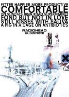 Radiohead Music Poster 24x36 Ok Computer