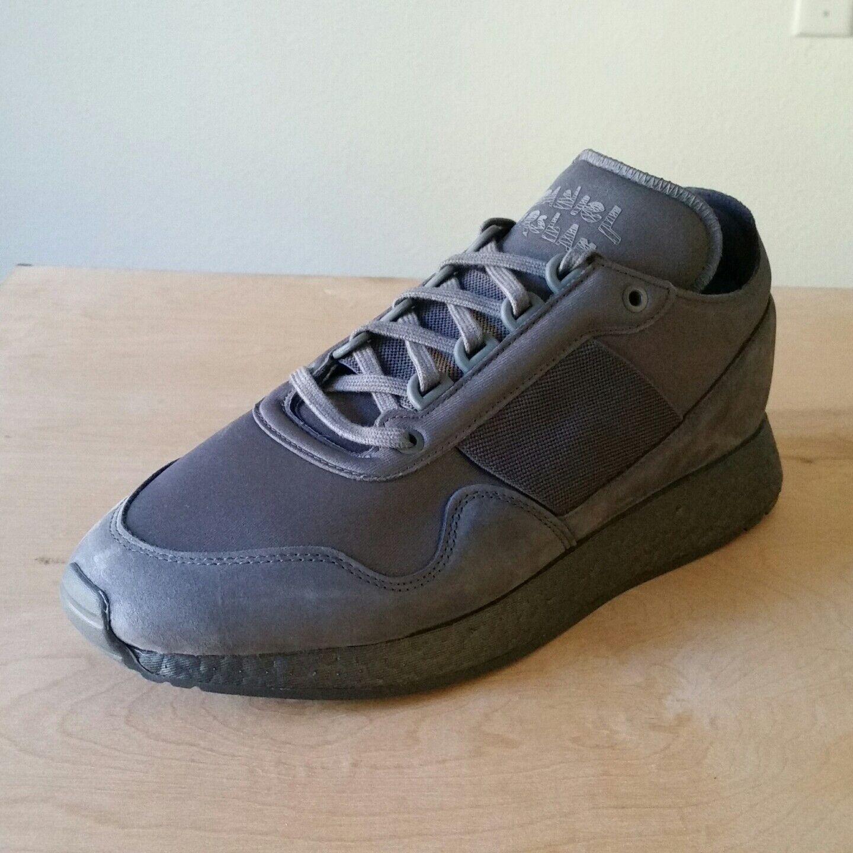 Adidas Daniel Arsham New York Present Ultraboost Grey Comfortable