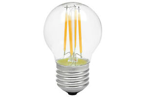Retro Lampen Led : Retro vintage industrial style led filament lamp 230v 4w e27