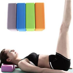 eva yoga block brick sports exercise fitness gym workout