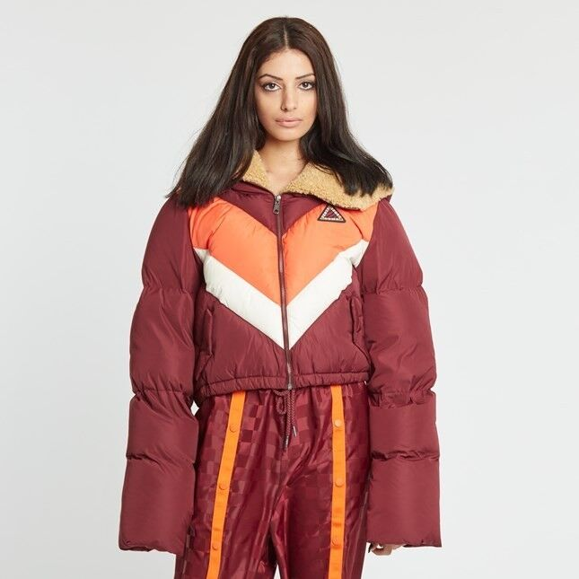 Puma Fenty  Quilted Bomber by Rihanna RRP . Woman Large. BNWT... Authentic