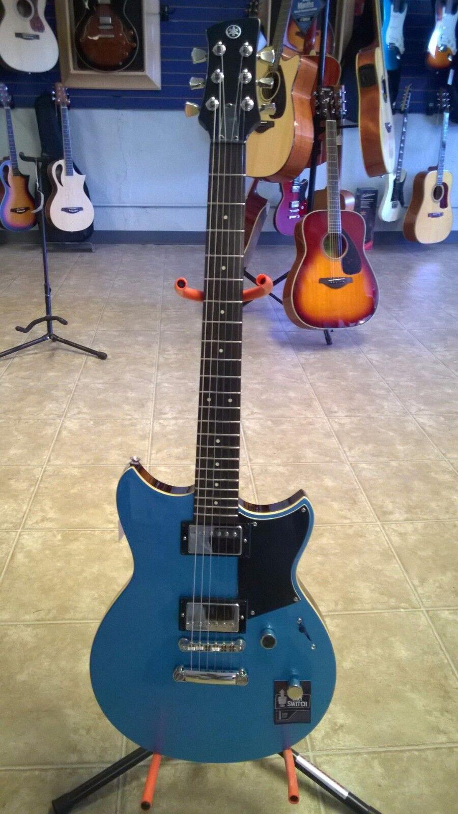 Yamaha REVSTAR RS420 Guitarra Guitarra Guitarra Eléctrica Fábrica Azul Series  tomar hasta un 70% de descuento