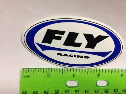 "MTB STREET MOTOCROSS RACE STICKER DECAL 4/"" FLY RACING BIKE BMX Helmet"
