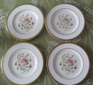Royal-Doulton-Lichfield-Plates-6-25-inch-Set-of-4-14-99-Post-Free-UK