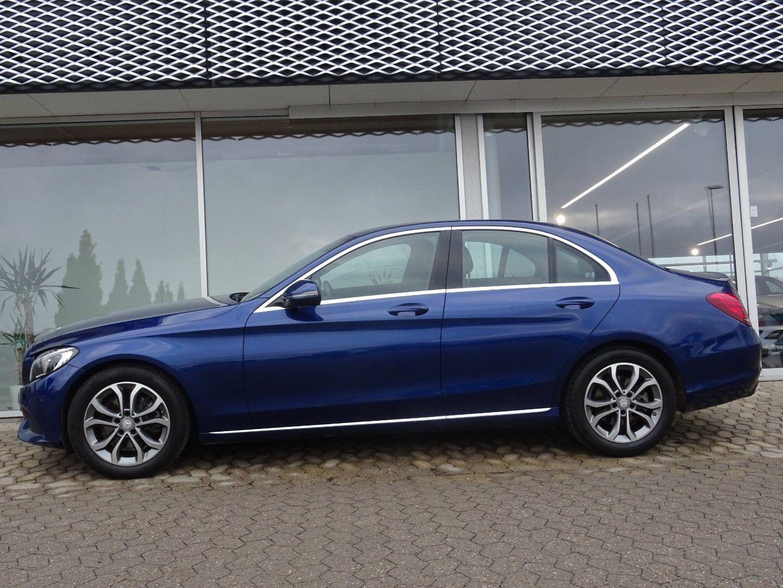 Mercedes C200 2,0 Avantgarde aut. 4d - 0 kr.
