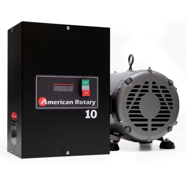 American Rotary Phase Converter AR10
