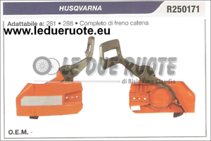 503703801 CocheTER COPRICATENA MOTOSEGA HUSQVARNA 281 288