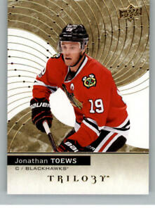 2017-18-Upper-Deck-Trilogy-Hockey-Cards-Pick-From-List-Includes-Rookies