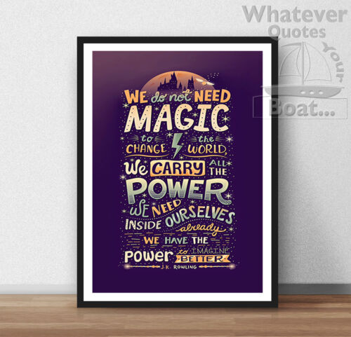 Frame AWESOME Quote Inspirational Success Motivation Art Poster Print Life