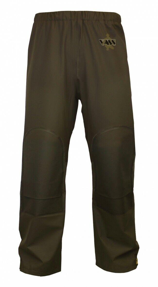 VASS Trousers Khaki 175 Winter Edition Team Vass All Größes NEW Fishing Trouser