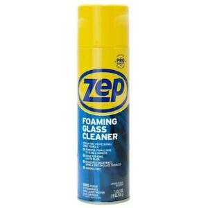 Zep Foaming 19 fl oz Glass Cleaner for  glass, windows, mirrors, and Plexiglas🦾
