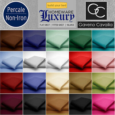 Ambitieus High Quality Fashion 180tc Bed Sheets Percale Non-iron Commercial (flat Sheet)