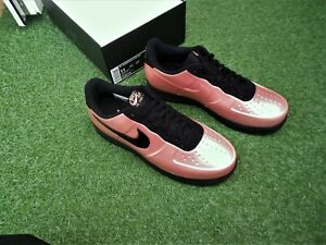 BNWPB-NIKE-AF1-FOAMPOSITE-PRO-CUP-CORAL-amp-BLACK-BASKETBALL-TRAINERS-UK-SIZE-10