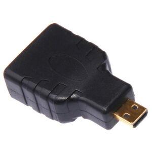 HDMI-Micro-Typ-B-Stecker-auf-HDMI-Typ-A-Buchse-Adapter-vergoldet
