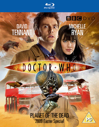 Doctor Who - Planet Of The Dead Blu-Ray Nuovo Blu-Ray (BBCBD0053)