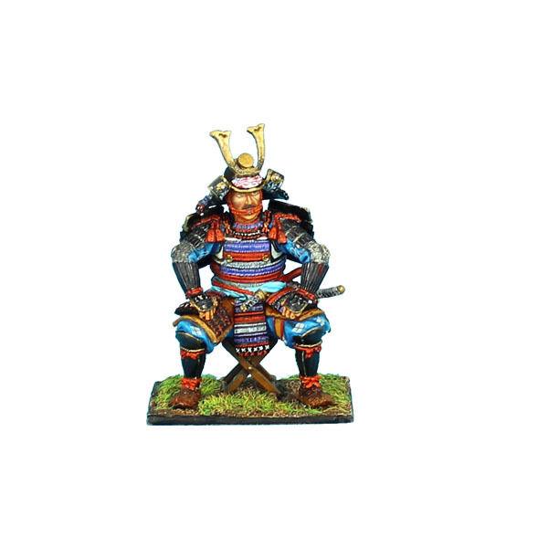 Eerste Legioen  SAM027 Takeda Katsuyori --Takeda Clan, Nagashino 1575
