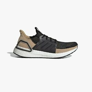 c3e6c451f12e7 Image is loading Adidas-Running-Ultra-Boost-19-Black-Brown-Ultraboost-