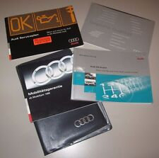 Betriebsanleitung mit Bordmappe Audi A4 B5 Avant + quattro Benzin + Diesel 1995!