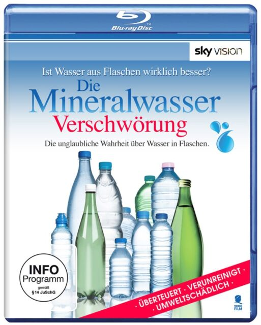 Die Mineralwasser Verschwörung - Blu Ray