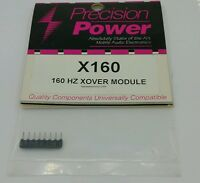 160 Hz - Precision Power Sedona Series Amplifier Crossover Frequency Module Chip