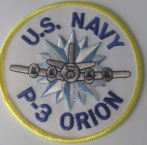 Patch Lockheed P-3 Orion US Navy - France - État : Neuf: Objet neuf et intact, n'ayant jamais servi, non ouvert. Consulter l'annonce du vendeur pour avoir plus de détails. ... Type: Patch, Ecusson Type d'appareil: Lockheed P-3 Orion Organisation: Armée - France
