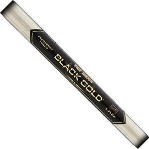 TOUT-NEUF-True-Temper-noir-dore-fusele-355-rigide-40-5-2-fer-Titanium