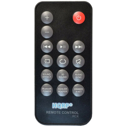 Remote Control for Samsung HW Series Soundbar AH59-02631E