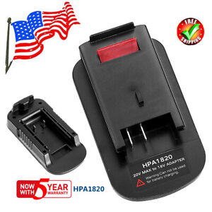 20V-to-18V-NiCD-Mh-Lithium-Max-Battery-Adapter-for-Black-amp-Decker-HPA1820-LBXR4020
