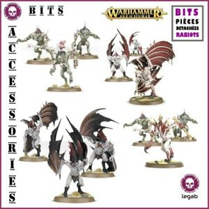 BITS FLESH EATER COURTS CRYPT HORROR INFERNAL COURTIER FLAYERS WARHAMMER AOS