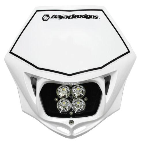 Baja Designs Squadron Pro AC MC LED Race Headlight White