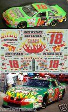 NASCAR DECAL #18 HOT ROD MAGAZINE INTERSTATE 1998 PONTIAC BOBBY LABONTE SLIXX