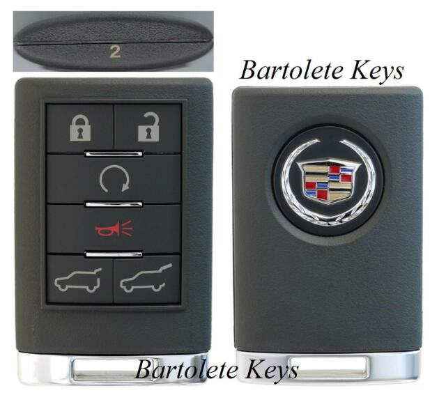 OEM Fob Keyless Remote #2 For 2008 Cadillac Escalade