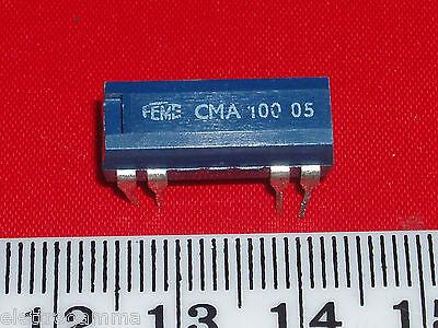 rele relais relay reed 5 volt dc 2 contatti ELFEIN ECO 842M 2R10 5V bistabile
