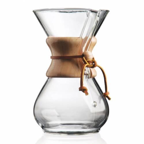 CHEMEX caffè caraffa per 6 tazze Filtro Caffè ♥ ORIGINALE CHEMEX Barattolo da caffè
