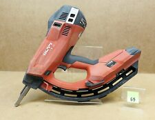Hilti Gx3 Gas Actuated Fastening Tool Nailer Nail Gun For Parts 65