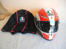 AGV GP Tech Full Face Motorcycle Helmet Med 57-58