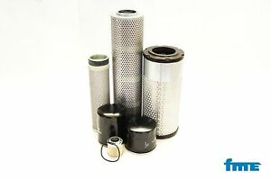 Filterset Hitachi Zx 29u-3 Motor Yanmar 3tnv88 Filter Business & Industrie Filter