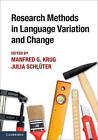 Research Methods in Language Variation and Change by Cambridge University Press (Hardback, 2013)