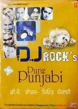 D J Rocks Pure Punjabi - Punjabi Songs Original MP3