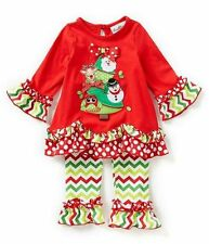 de97fc0d3ae688 item 6 Rare Editions Girls 6-24 Months Christmas 2-pc Legging Outfit Set  BNWT -Rare Editions Girls 6-24 Months Christmas 2-pc Legging Outfit Set BNWT