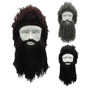 chaud-cosplay-viking-barbe-chapeau-perruque-les-barbares-masque-de-ski-caps