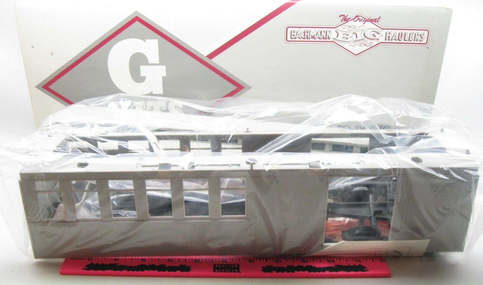 Bachmann Kits  Item No. 98909 'G' Kit Undecorated (classic (classic (classic Combine with interio 08087b